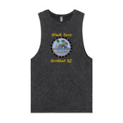 far north darts 2018 - Unisex Stone Wash Barnard Tank
